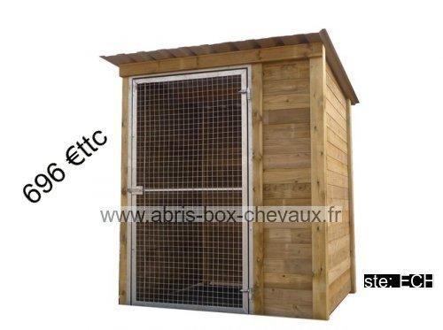 chenil bois le sp cialiste des box et abris pour chevaux. Black Bedroom Furniture Sets. Home Design Ideas